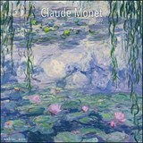 Claude Monet maandkalender 2022   auteur onbekend   8716951332931