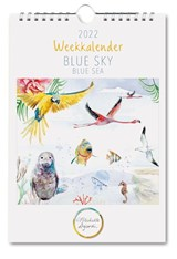 Michelle Dujardin, Animals, weekkalender 2022   auteur onbekend   8716951333280