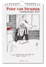 Peter van Straaten weekkalender 2022   auteur onbekend   8716951333303