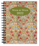 Week by week weekagenda 2022   auteur onbekend   8716951333396