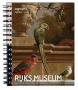 Rijksmuseum Highlights weekagenda 2022   auteur onbekend   8716951333471