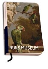 Rijksmuseum mini agenda 2022   auteur onbekend   8716951333549