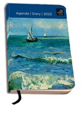Van Gogh mini agenda 2022   auteur onbekend   8716951333556