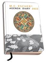 M.C. Escher mini agenda 2022   auteur onbekend   8716951333570