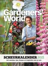 Scheurkalender Gardeners' world 2021   auteur onbekend   8719992599356