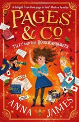 Pages & co (01): tilly and the bookwanderers | Anna James | 9780008229870