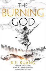 The Burning God | R.F. Kuang | 9780008339159