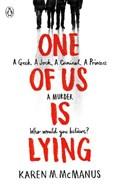 One of us is lying | Karen M. McManus |