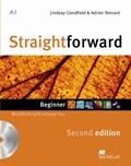 Straightforward second edition workbook (+ key) + cd pack beginner level   Lindsay Clandfield  
