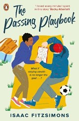 The passing playbook   Isaac Fitzsimons   9780241401286