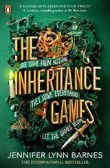 The inheritance games   Jennifer Lynn Barnes   9780241476178
