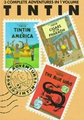 Adventures of Tintin 3 Complete Adventures in 1 Volume   Hergé  