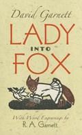 Lady into fox   David Garnett  