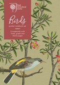 Rhs birds pocket notebook set | Royal Horticultural Society |