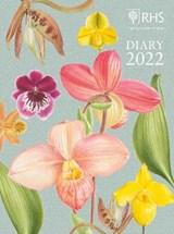 Royal horticultural society desk diary 2022   Royal Horticultural Society   9780711262164