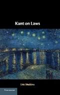 Kant on Laws   Watkins, Eric (university of California, San Diego)  