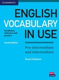 English Vocabulary in Use Pre-intermediate and Intermediate Book with Answers | Stuart Redman |