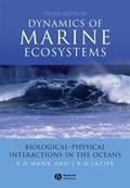 Dynamics of Marine Ecosystems   Kenneth Mann ; John Lazier  