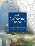Posh Adult Coloring Book: Thomas Kinkade Designs for Inspiration & Relaxation | Thomas Kinkade |