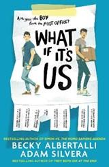 (01): what if it's us   Adam Silvera & Becky Albertalli   9781471176395