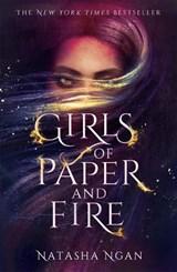 Girls of paper and fire (01): girls of paper and fire   Natasha Ngan   9781473692206