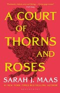 A court of thorns and roses (01): a court of thorns and roses | Sarah J. Maas |