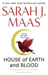 Crescent city House of earth and blood | Sarah J. Maas | 9781526622884