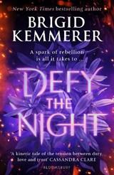 Defy the night   Brigid Kemmerer   9781526632807