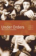 Under Orders - War Crimes in Kosovo | auteur onbekend |