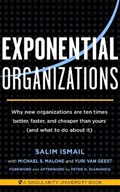 Exponential organizations | Salim Ismail |