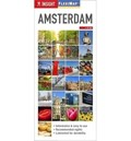 Amsterdam insight flexi map (06/15) | Insight Guides |