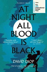 At night all blood is black | David Diop | 9781782277538