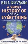 Short history of nearly everything   Bill Bryson  