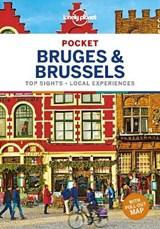 Lonely planet pocket: bruges & brussels (4th ed) | auteur onbekend | 9781786573803