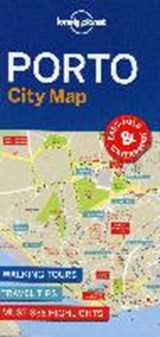 Lonely planet: city map Porto city map (1st ed) | Lonely Planet | 9781787014602