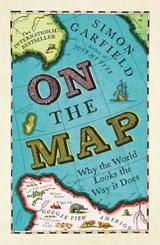 On the map | Simon Garfield | 9781846685101