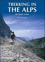 Trekking in the Alps | Kev Reynolds | 9781852846008