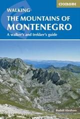 The Mountains of Montenegro | Rudolf Abraham | 9781852847319