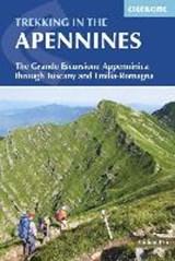 Trekking in the Apennines | Gillian Price | 9781852847661