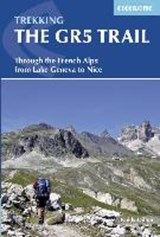 The GR5 Trail | Paddy Dillon | 9781852848286
