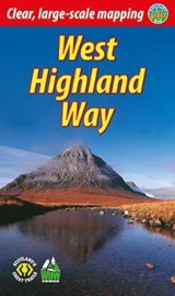 West Highland Way (5th ed) | Jacquetta Megarry | 9781898481867