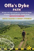 Offa's Dyke Path: Trailblazer British Walking Guide | Keith Carter ; Henry Stedman |
