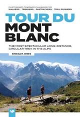 Tour du Mont Blanc wandelgids | Kingsley Jones | 9781912560721