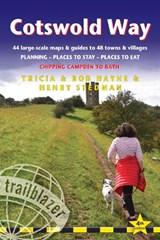 Cotswold Way: Chipping Campden to Bath (Trailblazer British Walking Guide) | Hayne, Tricia ; Hayne, Bob ; Stedman, Henry | 9781912716043