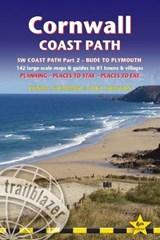 Cornwall Coast Path | Henry Stedman | 9781912716050