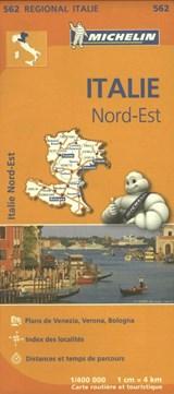 562 Italie Nord-Est - Noordoost-Italië   auteur onbekend   9782067183957