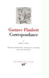 Correspondance I | FLAUBERT, Gustave | 9782070106677