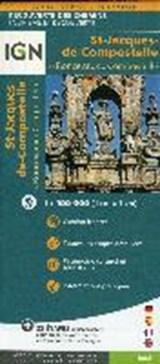 St-Jacques-de-Compostelle / Roncevaux - Compostelle | auteur onbekend | 9782758536345