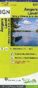 Angers / Laval / Vallée & Châteaux de la Loire | auteur onbekend | 9782758543718