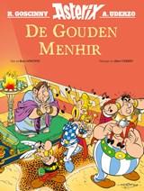 Asterix verhalen 04. de gouden menhir (met gratis hoorspel download) | rené Albert Uderzo ; Goscinny | 9782864973553